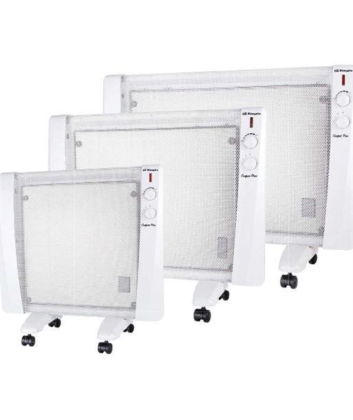 Radiador de mica Orbegozo rm 1000 RM1000 Estufas y Radiadores - 8436044531040