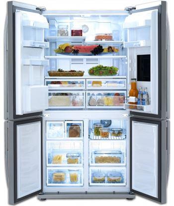 Beko frigorifico americano side by side gne134630x