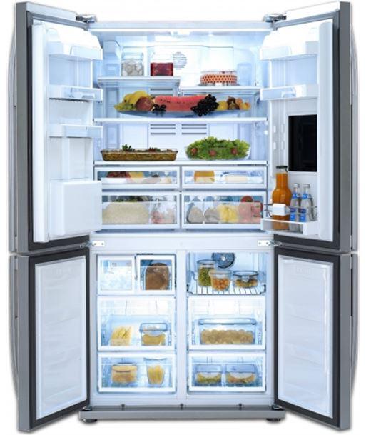 Beko frigorifico americano side by side gne134630x - BEKGNE134630X