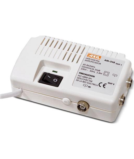 Amplificador tv para interior Engel am0348le 25db ENGAM0348LE - AM0348LE