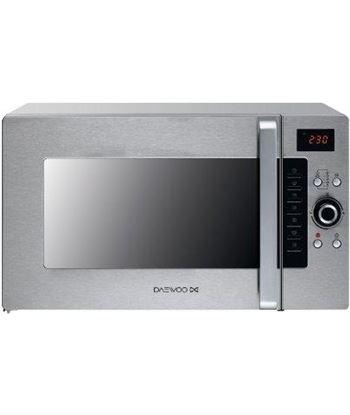Microondas con grill  inox Daewoo koc-9q4t (28 l) DAEKOC9Q4T