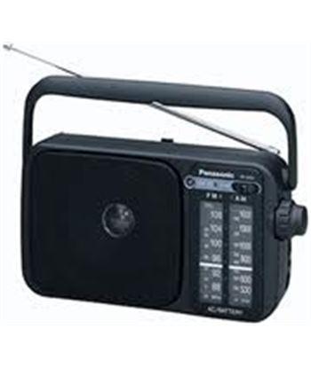 Radio portatil Panasonic rf2400eg-k pilas/corrien rf2400eg9k