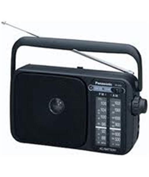 Radio portatil Panasonic rf2400eg-k pilas/corrien RF2400EG9K - RF2400EG9K