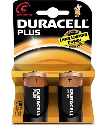 Pilas alc. Duracell (lr14) plus power 2kp DURMN1400K2 - PLUSMN1400K2