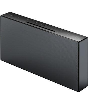 Equipo  micro Sony cmtx3cdb negro bluetooth
