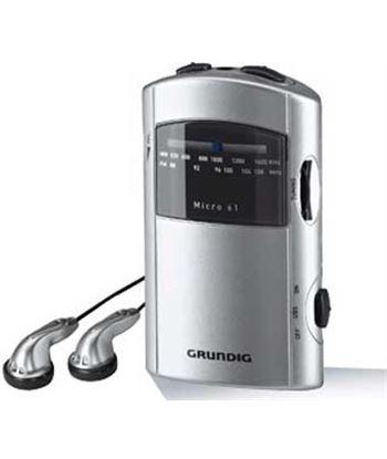 Radio portatil Grundig micro 61 (s/g) GRR1991 Otros