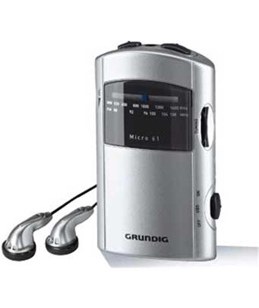 Grundig GRR1991 radio portatil micro 61 (s/g) Otros - GRR1991