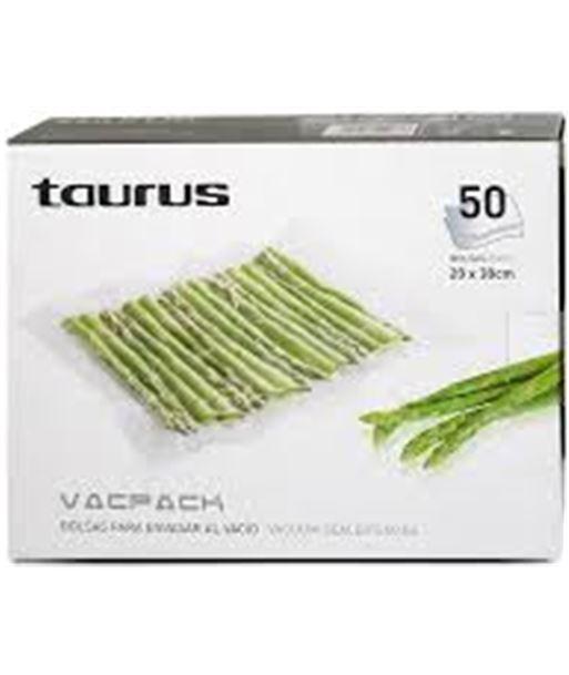 Taurus bolsas vacpack 50 u. (30 x 35 cm.) tau999185 - 999185