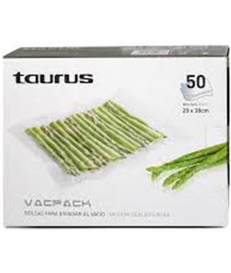 Taurus bolsas vacpack 50 u. (30 x 35 cm.) 999185 - logotiponuevoelectro