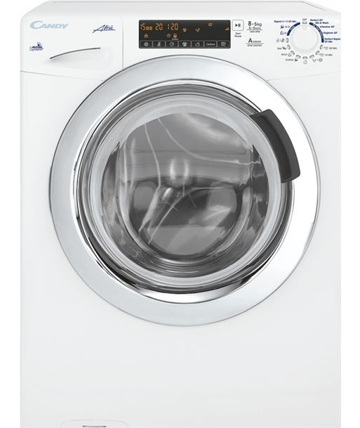 Candy lavadora carga frontal gv1310d2 GV1310D21 - 8016361885646