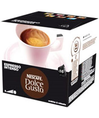Bebida Dolce gusto espresso intenso 12168775PROMO Cápsulas de café