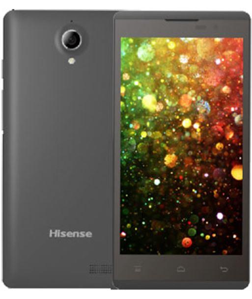 Movil Hisense hsl691b 5'' 4g quad core negro libre L691_NEG - HSL691B