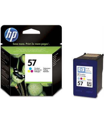 Hewlett tinta color hp (57) psc1110/1210 c6657ae Consumibles - C6657EA