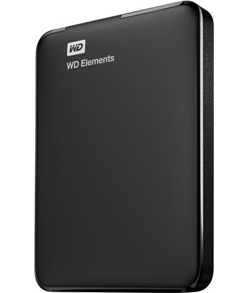 Western disco duro 2.5. 1tb elements 3.0 negro wdbpck0010bbk - 718037807607