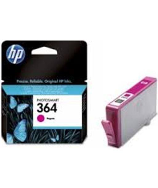 Hewlett tinta magenta hp 364 cb319ee Consumibles - CB319EE