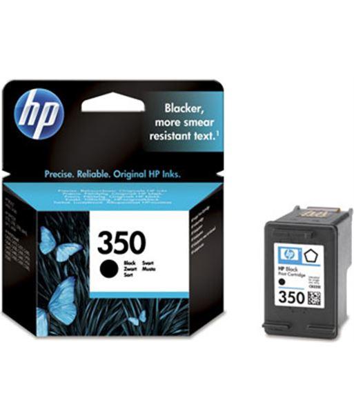 Hewlett tinta negra hp (350) c4280 cb335ee Consumibles - HEWCB335EE