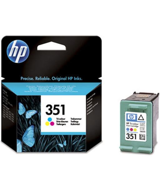 Hewlett tinta color hp (351) j5780/5785 bl cb337ee - CB337EEBL