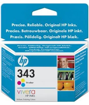 Hewlett tinta color hp (343) dj1510 /5940/ d5160 c8766ee - 884962780893