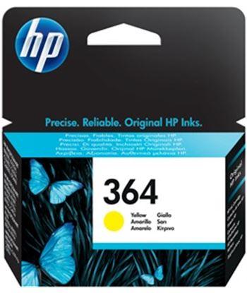 Hewlett tinta amarilla hp 364 cb320ee Consumibles - 883585705528