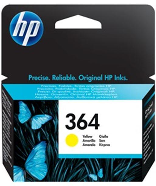 Hewlett CB320EE tinta amarilla hp 364 Consumibles - 883585705528