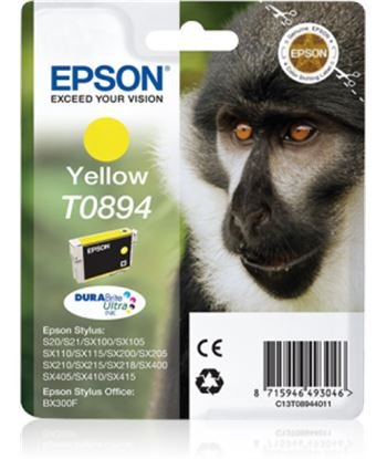 Tinta amarillo Epson .894. EPSC13T08944011 Consumibles - 8715946493046