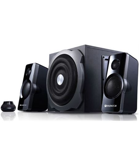 Altavoces 2.1 Woxter big bass 260 negros WOXSO26_026