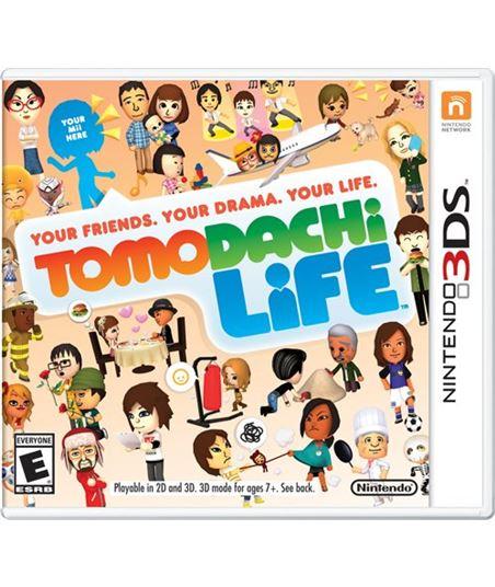 Nintendo juego 3ds tomodachi life 2226741 - 045496525507