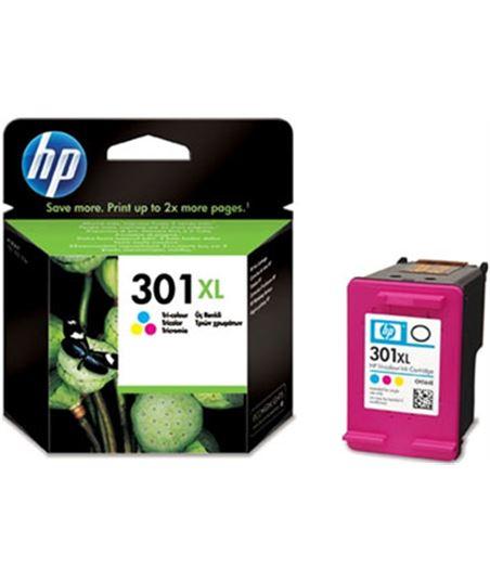 Hewlett tinta tricolor hp 301 xl 1050/2050/3050 ch564ee - 0884962894576