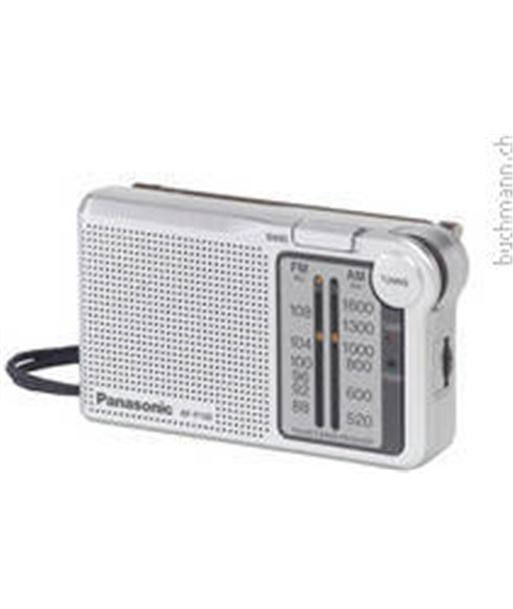 Radio portatil Panasonic rf-p150eg9-s con altavoz rfp150eg9s - RFP150EG9S