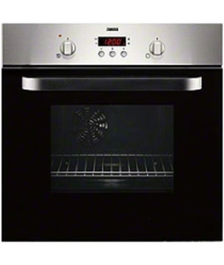 Horno Zanussi ZOB442X independiente multifuncion inox - ZOB442X