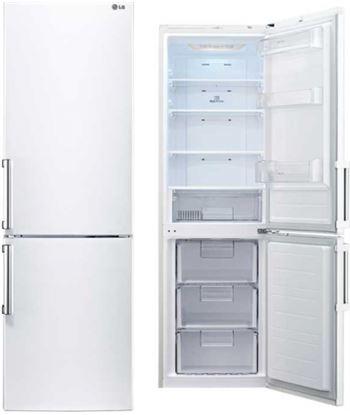 Lg frigorifico combi 2 puertas GBB539SWHWB Combis - LGGBB539SWHWB