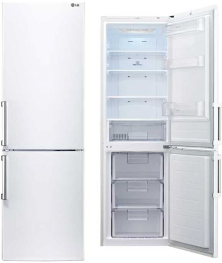 Lg frigorifico combi 2 puertas gbb539swhwb