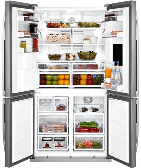 Beko frigorifico americano side by side gne134630x - BEKOGNE134630X