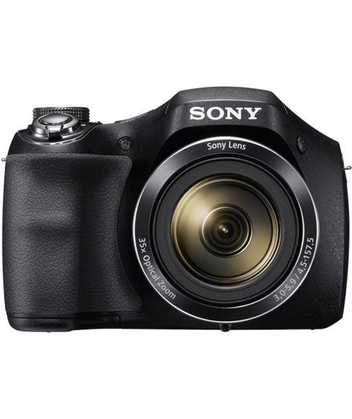 Cámara de fotos  digital  Sony dsc-h300b 20mp 35x DSCH300BCE3 - DSCH300BCE3