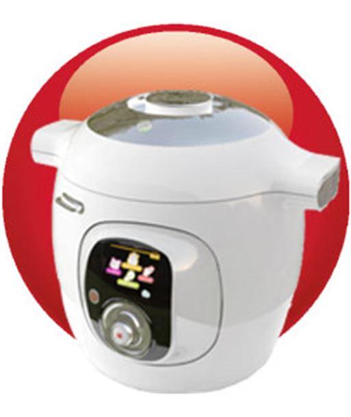 Moulinex CE701120 robot de cocina .cookeo. 6l. Robots - CE7011