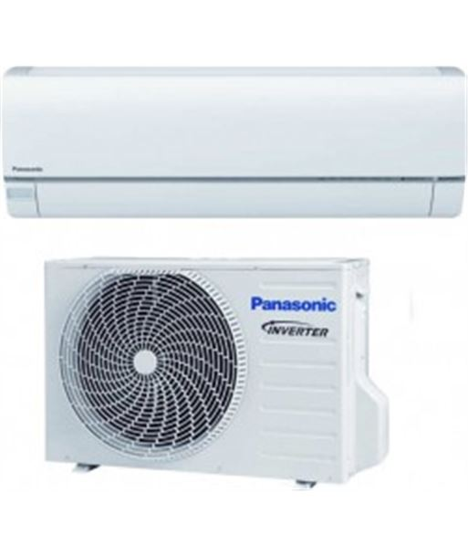 Panasonic aire acondicionado bomba de calor  kit-e9-pke (2150 frg) split invertical kitxe9pke - KITE09PKE