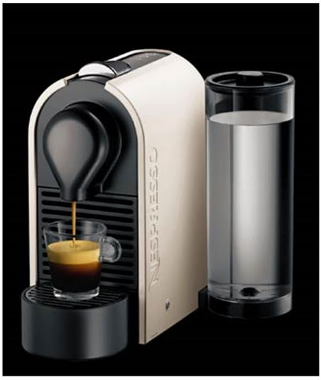 Cafetera nespresso Krups xn250a u beige xn250ap4 - XN250A