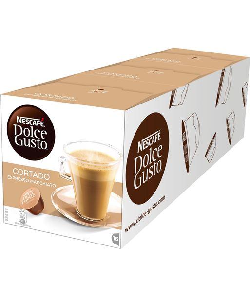 Bebida Dolce gusto cortado 12121894 12168426 Cápsulas de café - 7613032396367