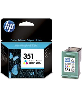 Hewlett tinta color hp (351) j5780/5785 bl cb337eebl - CB337EEBL