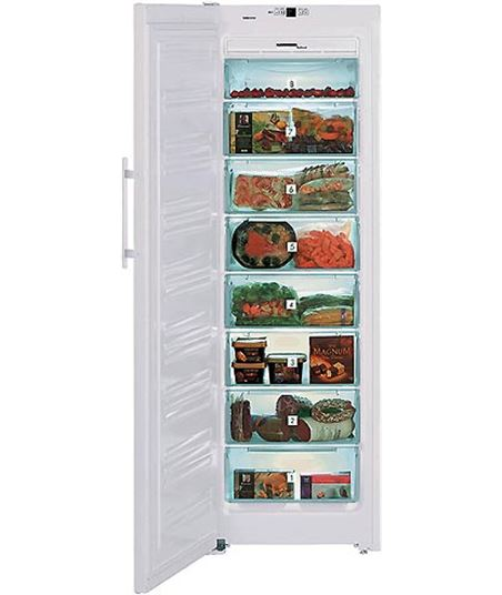 Congelador vertical  no frost Liebherr sgn 3063-21 (185,2x60) sgn3063 - SGN3063