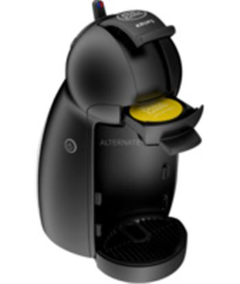 Krups cafetera  expres .dolce gusto. piccolo matt black kp1000pk