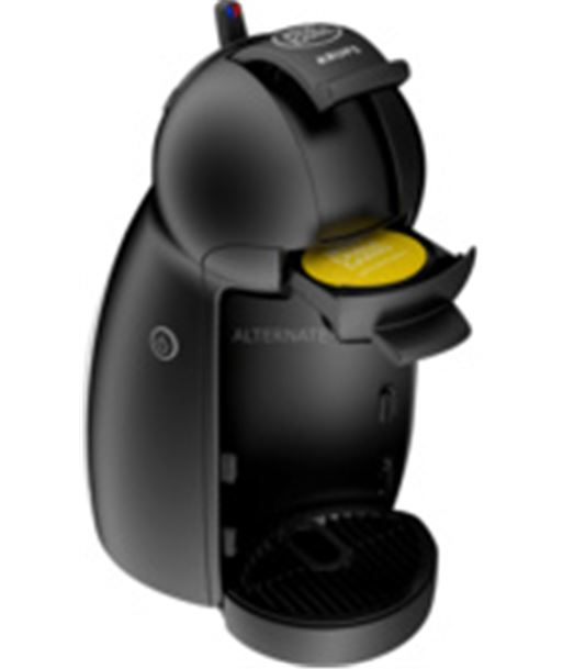 Krups cafetera  expres .dolce gusto. piccolo matt black kp1000 - KP1000