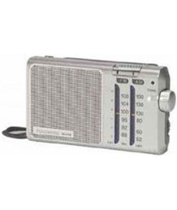 Radio portatil Panasonic rf-u160eg9-s pilas rfu160eg9s