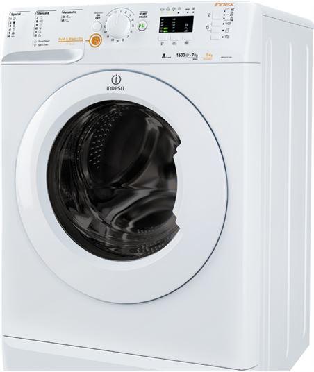 Indesit lavasecadora XWDA751680XWEU Lavadoras secadoras