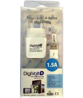 Digivolt caragdor casa+cable ip5/6 1500a 2407(100 qc2407