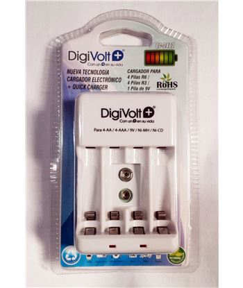 Digivolt cargador electronico para r6/r3 2402(80) qc2402