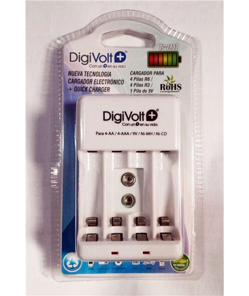 Digivolt cargador electronico para r6/r3 2402(80) qc2402 - QC-2402
