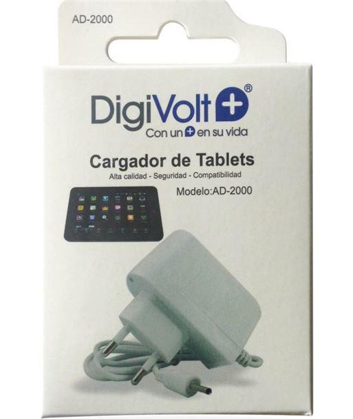 Digivolt adaptador universal para tabletas 2000a ad2000 - AD-2000