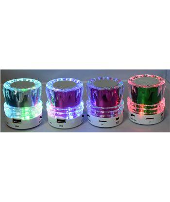 Digivolt altavoz bluetooth crystal flor 100/c bt3122a - BT-3122