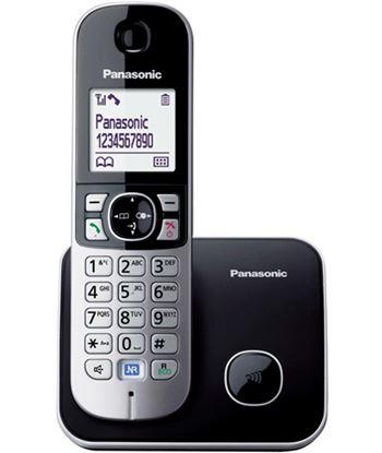 Tel. dect Panasonic KXTG6811SPB negro Telefonía doméstica - 5025232675333